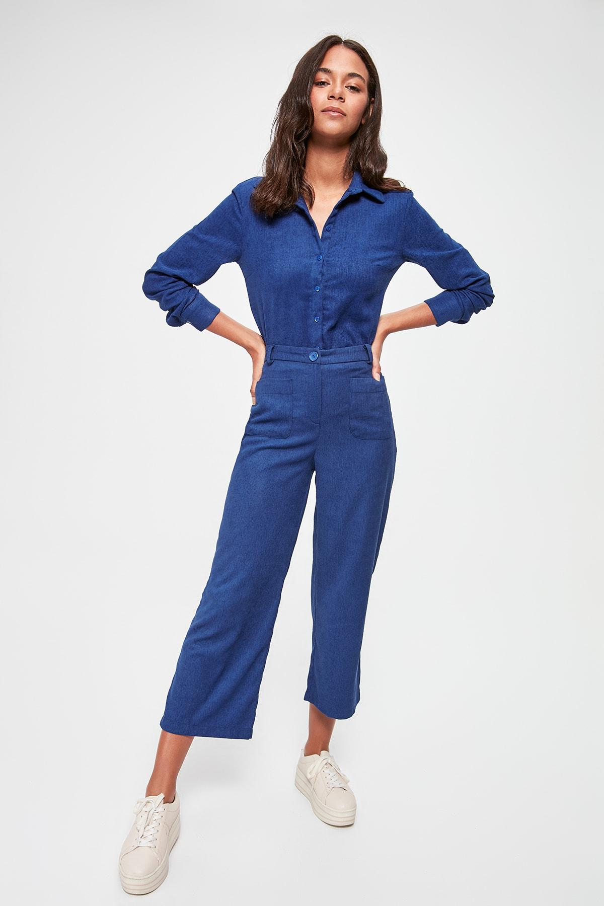 Trendyol Pockets Pants TWOAW20PL0308