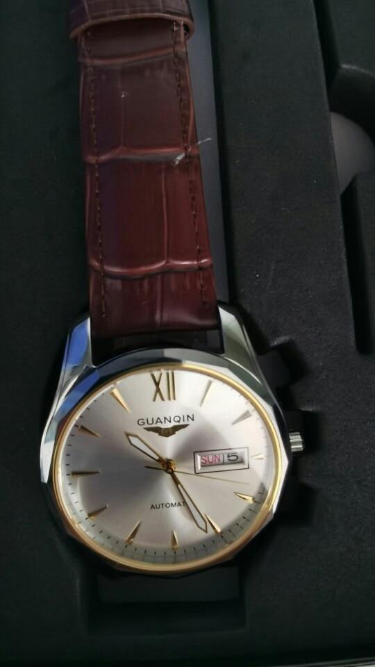 -- Relógios Guanqin Movimento
