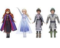 Set dolls Frozen 2 Anna, Elsa, Ryder and Ханимарен