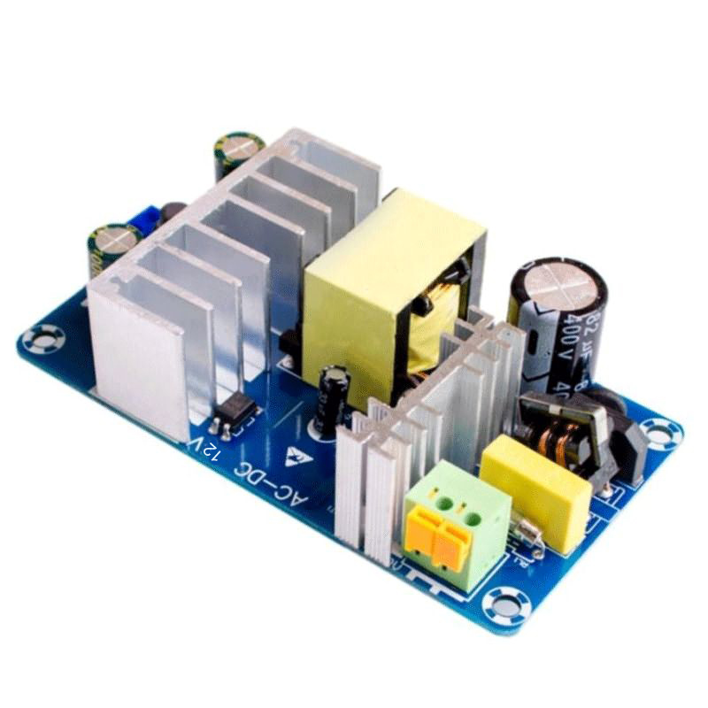 AC to DC Switching Power Supply Module AC 110v 220v to DC <font><b>24V</b></font> <font><b>4A</b></font>/12V 8A AC-DC Switch Power Supply Board image