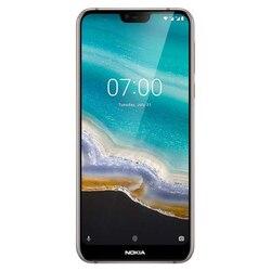 Nokia 7,1 3 Гб/32 ГБ серый с двумя SIM-картами TA-1095