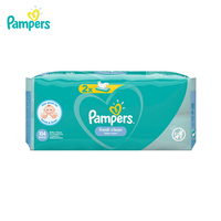 Baby wet wipes Pampers fresh clean 104 PCs