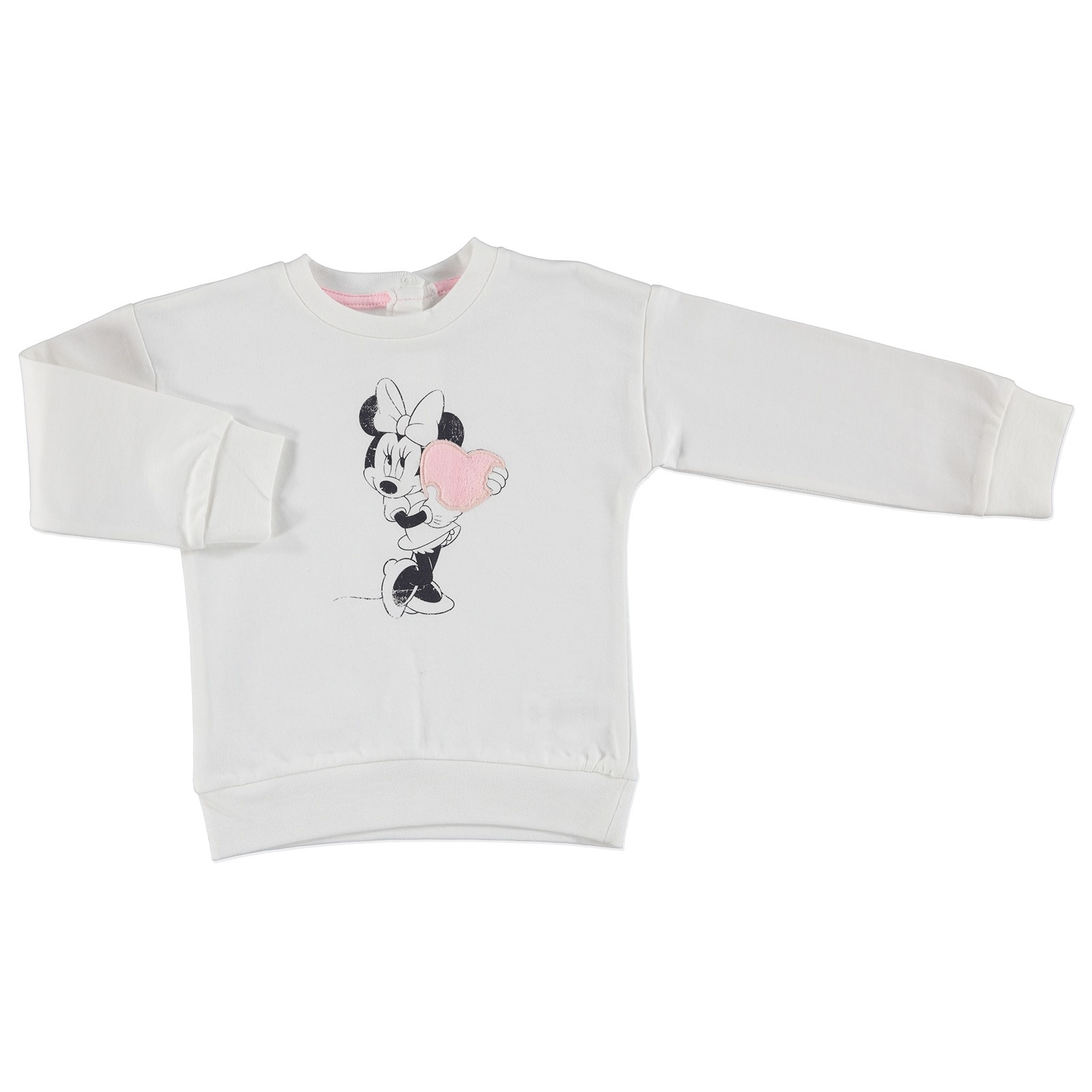 Ebebek Disney Minnie Mouse Licensed Sweatshirt
