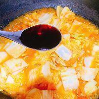 ㊙️低脂低卡好吃不胖,酸爽开胃~茄汁娃娃菜的做法图解6