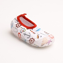 Ebebek первый шаг ребенка мальчик бассейн и пляжная обувь