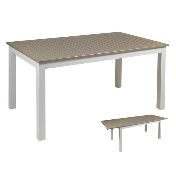 Expandable Table (151 X 89 X 75 Cm)