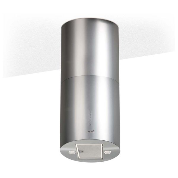 Conventional Hood Cata ISLA FARO X 820 M3/h 65 DB 280 W Stainless Steel