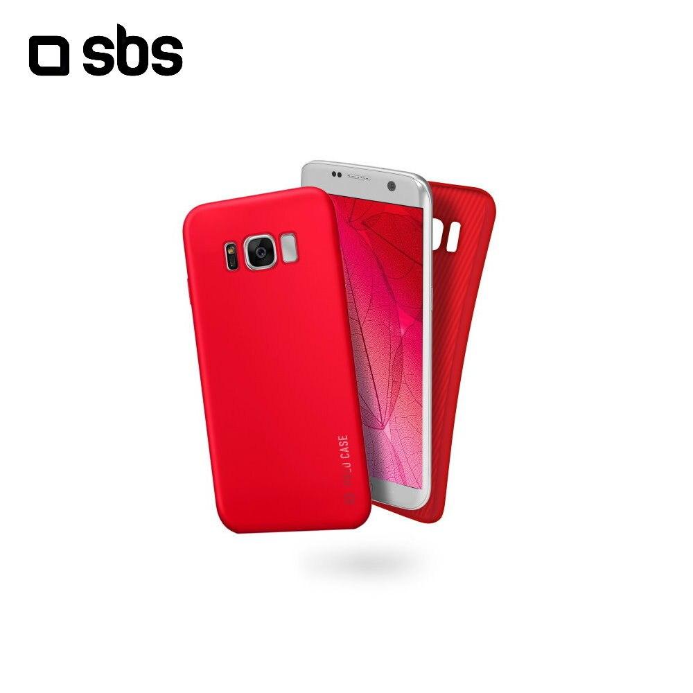 Чехол SBS на телефон Samsung Galaxy S8+, красный (TEPOLOSAS8PR)|Специальные чехлы|   | АлиЭкспресс
