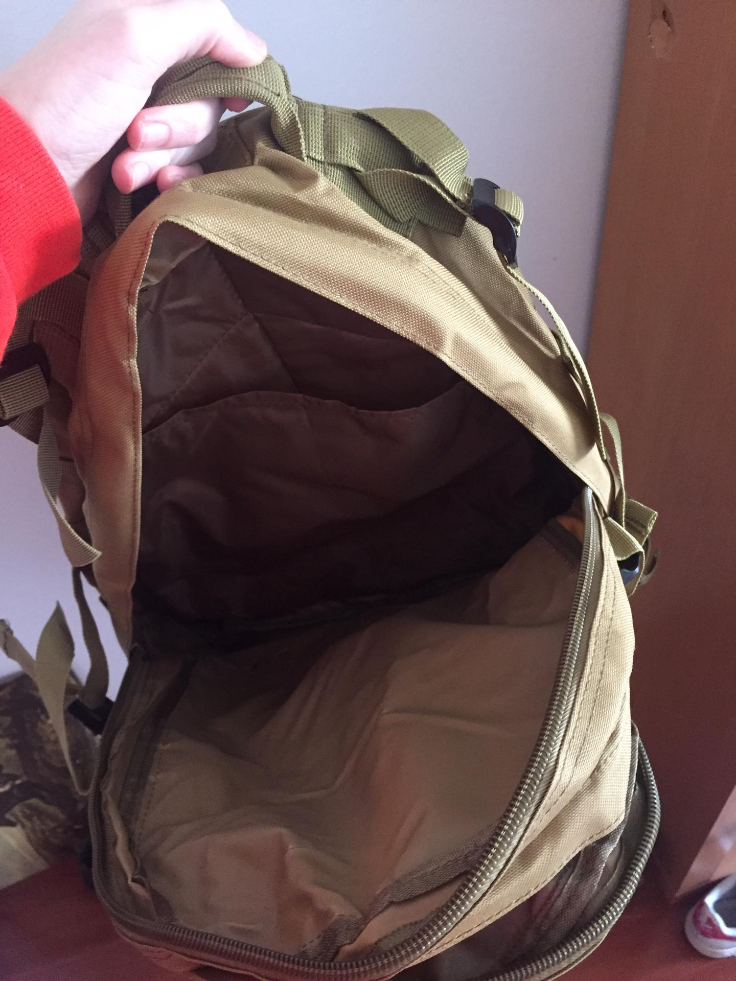 THE WILDLIFE 50L TACTICAL BACKPACK photo review
