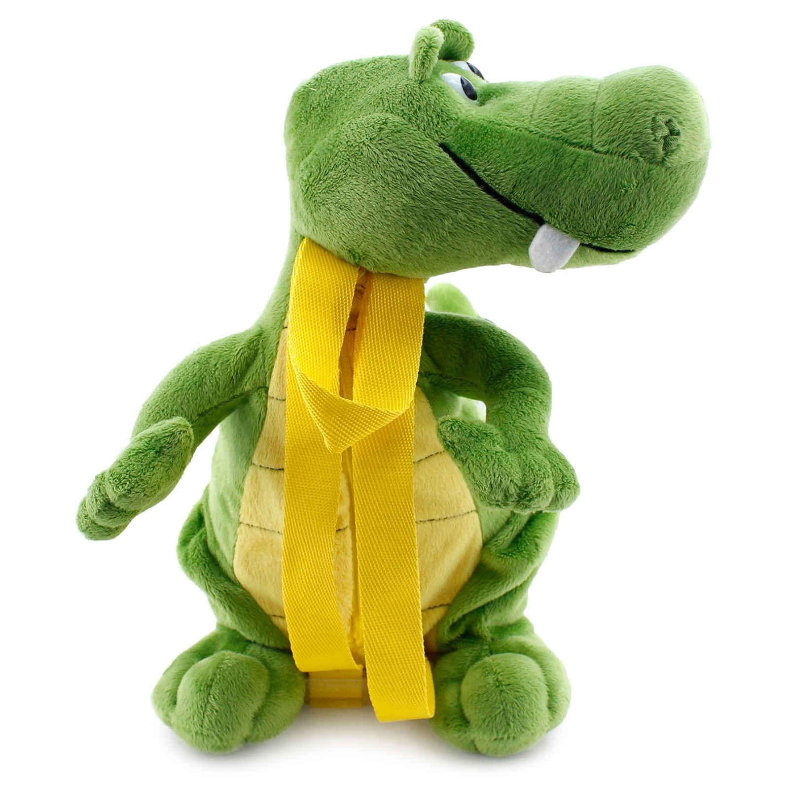 Ebebek Neco Toys Cute Dino Plush Baby Backpack Bag