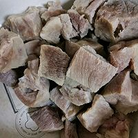 泰式爆浆面包咖喱牛腩的做法图解1