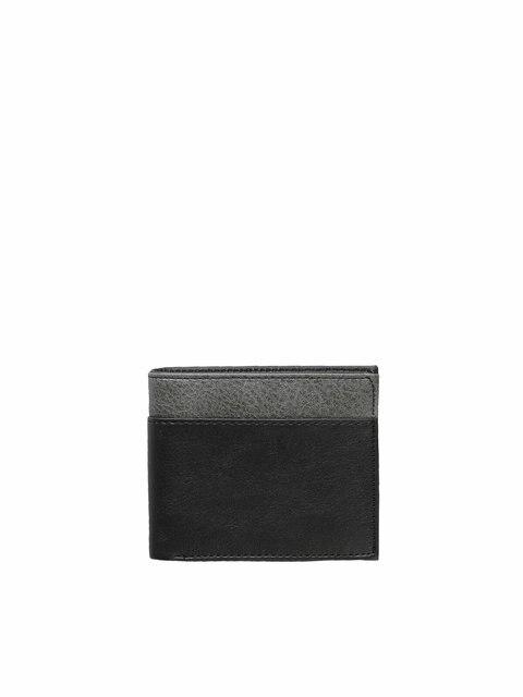 Men Wallet Bags and Wallets Unisex color: Black