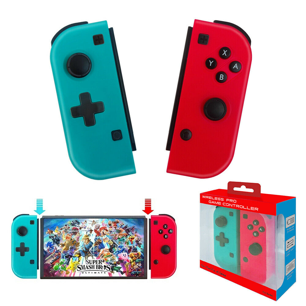 Wireless Controller Pro Game For Nintendo Switch Console Gamepad Joypad