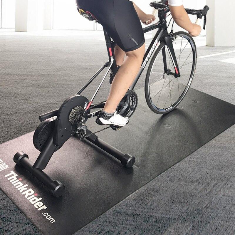 Thinkrider-entraîneur de vélo de route avec compteur de puissance intégré ZWIFT PerfPro, 5% pistes, échauffement, pas besoin de puissance