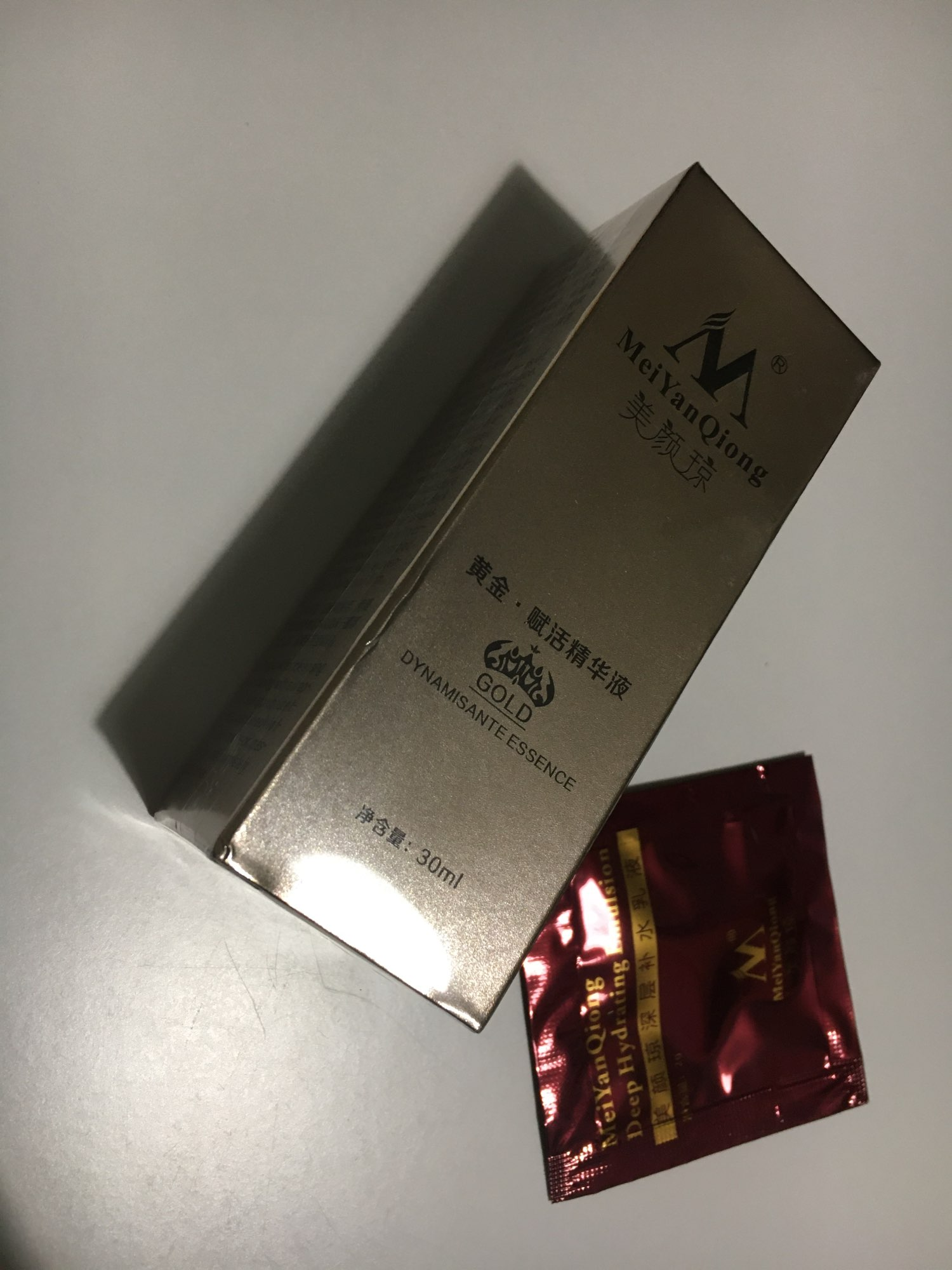 24K Gold Dynamisant Essence photo review