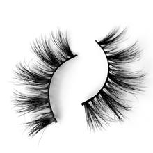 LOVE·THANKS wholesale bulk 30 pairs/pack 3D mink eyelashes extension cruelty free no box handmade new style makeup lashes S43
