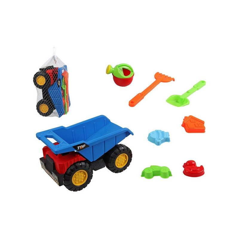 Set Of Beach Toys 117656 (8 Pcs)