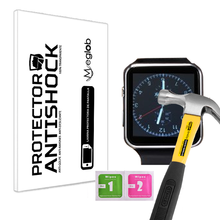 Screen protector Anti-Shock Anti-scratch Anti-Shatter compatible with Lemfo X6