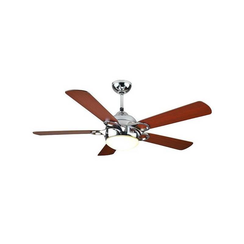 Ceiling Fan With Light Group FM VT2000L 28W Wood
