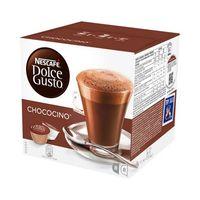كبسولات القهوة نسكافيه دولتشي غوستو 12045470 (16 uds) Chococino-في آلة كبسولات القهوة من الأجهزة المنزلية على