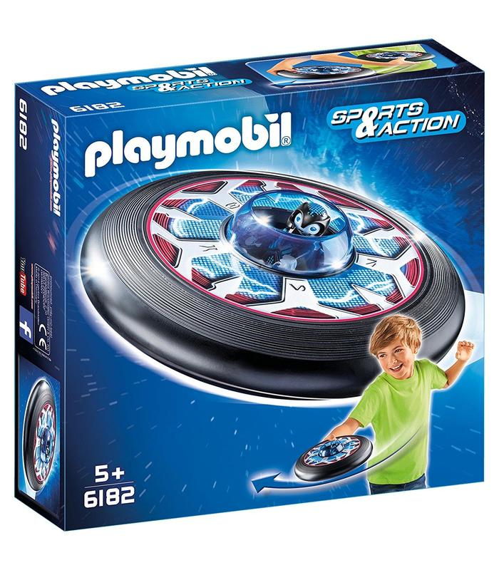 Playmobil 6182 Frisbee Heavenly With Alien Toy Store