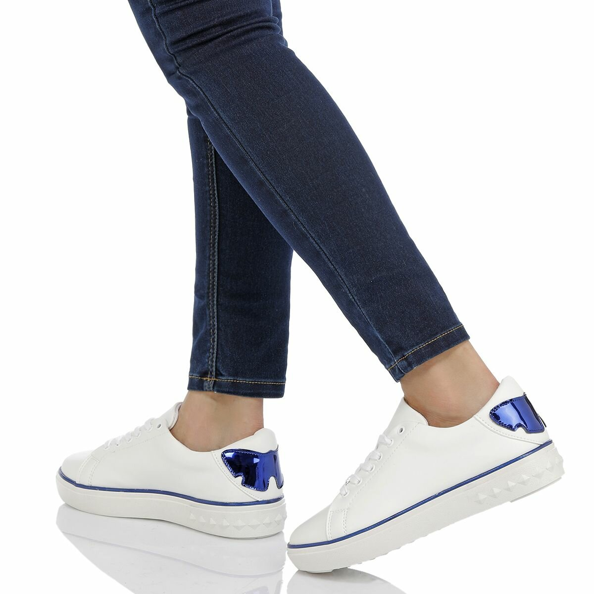 FLO 18S-533 White Women 'S Shoes BUTIGO