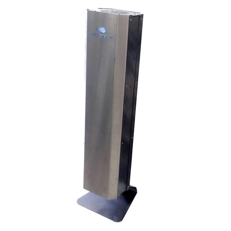 Air purifier (recirculator) bactericidal 15W, with stand. Kills microbes, viruses