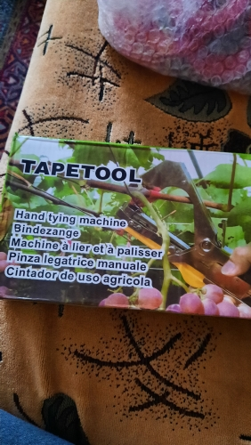 Plant Upright Tying Tapetool photo review