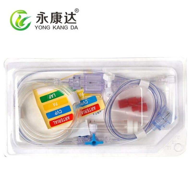 2pcs/lot Compatible Abbott Disposable Pressure Transducer