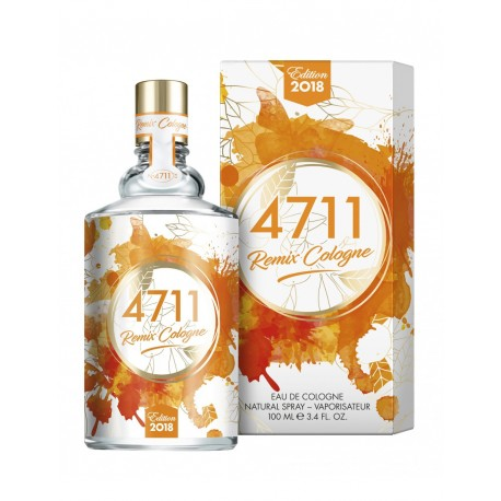 NATURAL SPRAY COLOGNE 4711 REMIX EDT 100ML