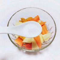 #福气年夜菜#低卡美味~做法简单~烤蔬菜的做法图解3