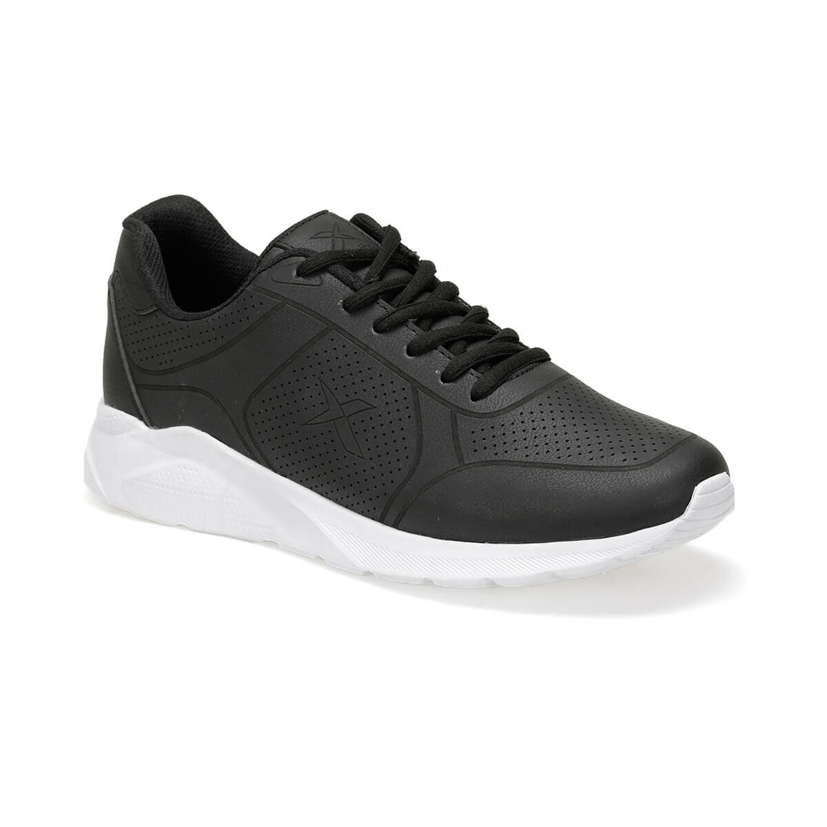 FLO FAVER M 9PR Black Men 'S Sneaker Shoes KINETIX