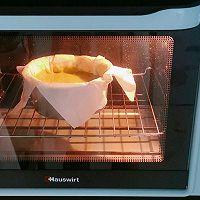 【低碳水】抹茶巴斯克芝士蛋糕~零难度‼️的做法图解10
