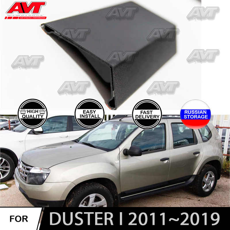 Spoiler For Renault / Dacia Duster 2010 2017 On Lid Trunk