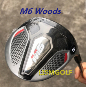New golf fairway woods M6 woods 3#5# with FUBUKI graphite shaft stiff shaft headcover golf clubs