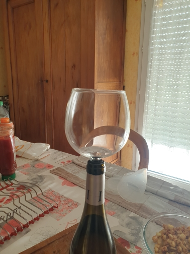 Wine Bottle Glasses Corks (Your Christmas present sorted!!) - conryl photo review