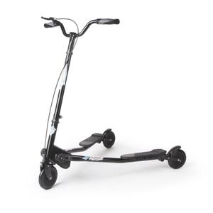 [E] скутер, регулируемый, высокое качество, складной, с 3 колесами, портативный, 2 педали, скутер, трицикл, ножницы для мальчиков, младенцев