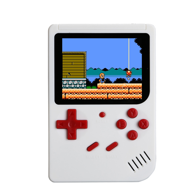 2020 Built-in 400 Classic Games For Boy Child Nostalgic Player Video Game Console 8 Bit Retro Mini Pocket Handheld Game Player