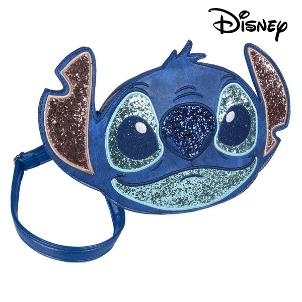 Shoulder Bag Stitch Disney 72809 Blue