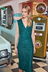 Trendyol Sequin Dress TPRAW20EL1413