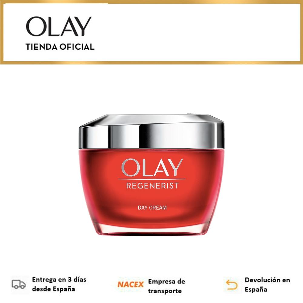 Olay Regenerist 3 Áreas, Crema Facial Hidratante De Día 50ML, Anti Edad, Exfolia, Alisa Y Revitaliza la Piel, Cremas y Lociones|Crema solar facial| - AliExpress