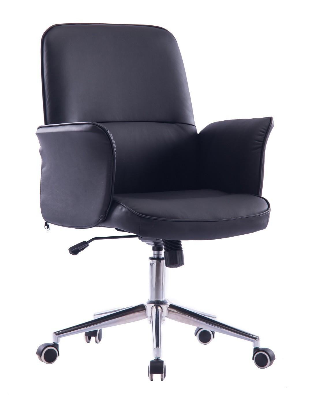 Office Armchair ANCONA, Gas, Tilt, Similpiel Black