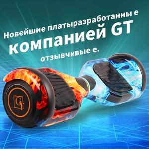 Image 2 - GyroScooter Hoverboard GT 6.5 Inch Có Bluetooth 2 Bánh Xe Thông Minh Tự Cân Bằng Xe Tay Ga 36V 700W Mạnh Mẽ Mạnh Mẽ Di Chuột ban