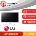 Televisor Smart TV LG 24 HD LED WiFi Blanco iWebTrade Television 24TL510SWZ