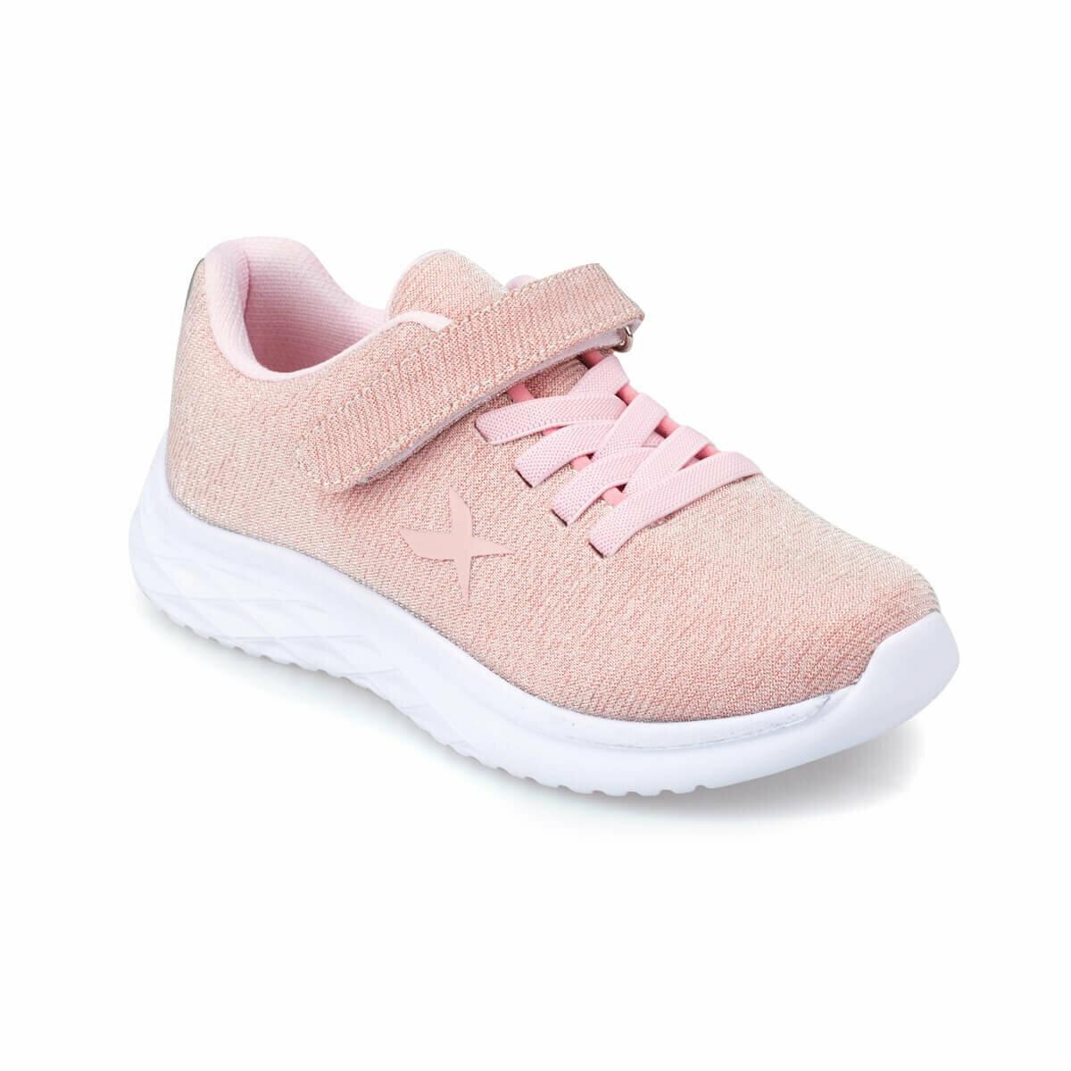 FLO VERNA Pink Female Child Walking Shoes KINETIX
