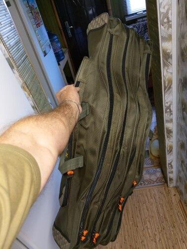 Bolsas de pesca transportadora camada camada