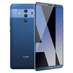 Huawei Mate 10 Pro 6 + 128 ГБ, Две Синие SIM-карты