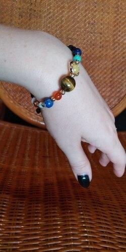 Solar System Space Bracelet photo review