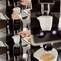 咖啡布丁面包碗的做法图解2