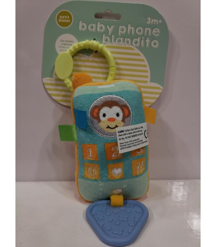 Baby Phone Soft Toy Store